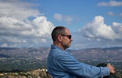 Above Woodland Hills (weber_sd) Tags: california portrait us unitedstates topanga topangacanyon woodlandhills 2016 losangeleslandscape