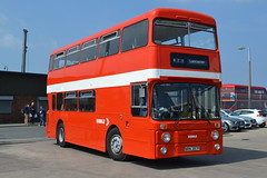 Ribble 1397 NRN397P (Will Swain) Tags: 28th may 2016 morecambe north west depot garage yard open day anniversary lancaster lancashire bus buses transport travel uk britain vehicle vehicles county country england english ribble 1397 nrn397p