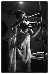 Steve Beresford/Satoko Fukuda @ Cafe Oto, London, 18th June 2016 (fabiolug) Tags: leica blackandwhite bw music london monochrome 35mm blackwhite concert live duo gig livemusic performance rangefinder summicron violin improvisation improv monochrom biancoenero dalston leica35mm leicam 35mmsummicronasph leicasummicron steveberesford summicron35mmf2asph satokofukuda 35mmf2summicronasph cafeoto summicronm35mmf2asph mmonochrom leicammonochrom leicamonochrom unpredictableseries alterationsfestival