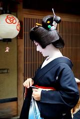 -10 (nobuflickr) Tags: japan kyoto maiko geiko       miyagawachou   kprin 20160609dsc02260