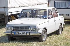 Oldtimertreffen Wismar - Wartburg 353 Limousine (www.nbfotos.de) Tags: auto car ddr awe wismar limousine wartburg 353 ostalgie automobil oldtimertreffen