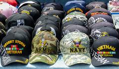 (J Wells S) Tags: ohio army kentucky cincinnati navy korea vietnam newport marines airforce ohioriver desertstorm newportonthelevee powmia festivalpark riverboatrow newportmotorcyclerally servicehats veteranshats