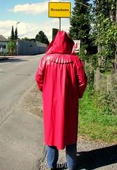 Kleppermode (hpdyko) Tags: fashion raincoat rosenheim klepper regenmantel kleppermantel kleppermode