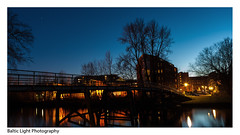 Lübeck - late shooting (Baltic Light Photography) Tags: light panorama night photography mark tripod baltic ii l 28 1ds lübeck laurent manfrotto canons 2470 goletz merliniski