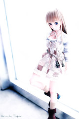 with (BorderLine1263) Tags: canon doll sigma  dd dollfiedream 50mmf14exdghsm 5dmark