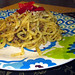"4-19-12 Cilantro Pesto Pasta • <a style=""font-size:0.8em;"" href=""https://www.flickr.com/photos/78624443@N00/6948636876/"" target=""_blank"">View on Flickr</a>"