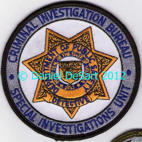 Arizona Department of Public Safety (Special Investigations)