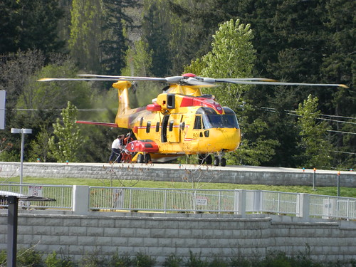 Royal Canadian Air Force CH-149 Cormorant @ Victoria General