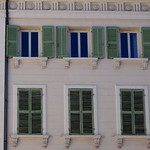 Volets verts - Green Shutters, Marseille thumbnail