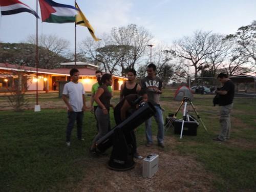 Astronomía Sede Chorotega, UNA, Liberia
