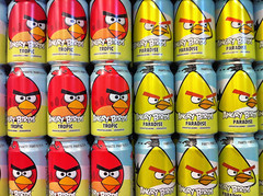(Sameli) Tags: birds suomi finland soft paradise drink can pop angry tropic soda cans fizzy angrybirds