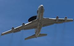 Boeing E-3B Sentry 77-0351 (Sonic Aeronautic) Tags: usa force air united states boeing 707 usaf sentry awacs e3b 770351