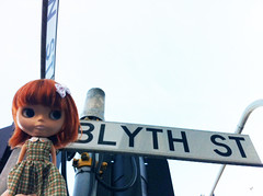 I've always wanted to take a Blythe to Blyth St