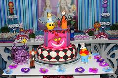 Festa da Nina Crespi (artecombiscuit) Tags: alice alicenopaisdasmaravilhas chapeleiro gatorisonho festadaalice topoboloalice alicebiscuit