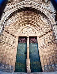 Doors of Heaven (campra) Tags: spain espana toledo