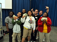 Y&F Financial Education Seminar at N. Charleston High School (southcarolinafederal) Tags: