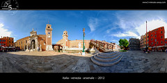 Panorama: Arsenale - Shipyard (5 Minutes Away) Tags: travel vacation art beautiful fun high amazing interesting artistic 5 unique quality awesome great away divine explore international exotic stunning unusual charming foreign minutes interessant spektakulr 5minutesaway