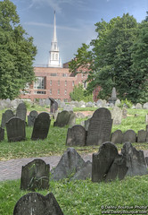 #1146 Copp's Hill Cemetery (Danno KaBlammo) Tags: cemetery boston massachusetts hill danny bourque copps