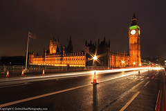 London, The Westminster Bridge and Palace (Dolwolfian) Tags: city uk longexposure travel light sky london art luz water architecture night photoshop canon photography eos noche photo search perfect long exposure flickr view shot image photos shots lumire postcard united kingdom www ciudad images best stadt londres com nuit soe thebest ville topic unis reino unido cartepostale googlecom picturesq yahoocom royaume 550d goldstaraward imagesyahoocom flickaward imagesgoolecom dolwolfianphotographycom dolwolfian