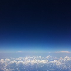 Only about 280K feet to go. I can taste it #space #nofilter