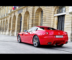 Ferrari SA Aperta (Gskill photographie) Tags: red paris france canon ferrari ritz arabian supercar hdr spotting v12 sportcar vendme spotter koweit gskill 60d worldcars 1750tamron 599gto 670hp saaperta