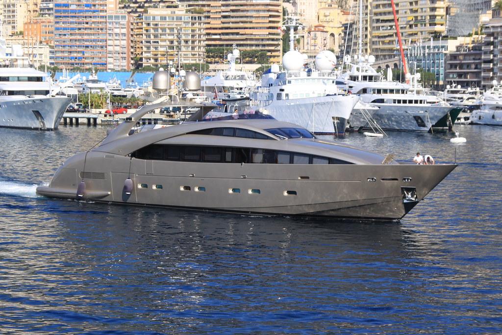 Soiree (ISA Yachts 120)