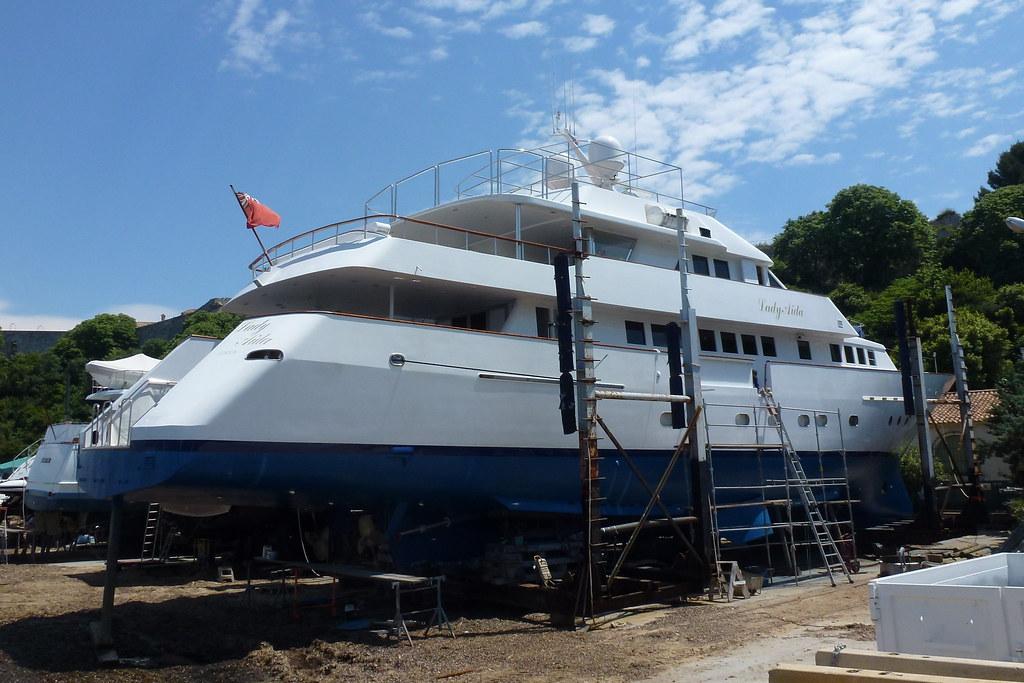 Lady Aida (Bugari Custom Yacht)
