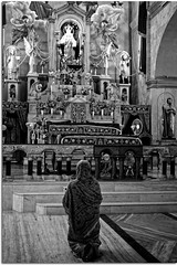 .......... (Rajarathinam.Chakravarthy) Tags: church praying tuticorin thoothukudi sonyalpha350