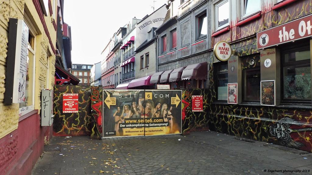 Dirne Hamburg, Freie und Hansestadt