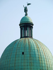 Venice - The Dome of San Simeone Piccolo