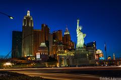 Las Vegas (Eddie 11uisma) Tags: las vegas blue canon mark magic iii nevada strip hour l 5d f4 1740