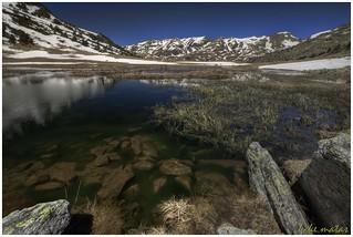 Basses del Siscaró HDR (Principat d'Andorra)