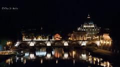 Tour Rome 2012 (Rha Di Bello) Tags: italy rome roma nikon vaticano tevere tamron sanpietro monumenti lazio cupolasanpietro rhadibello