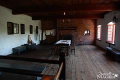 IMG_0230 (Naturally in Niagara) Tags: old war fort battle soldiers british erie reenactment bicentennial culloden 1812