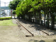 End of the line (Matt-san) Tags: japan japanese railway abandon kanagawa sagami railbed jrkanagawa