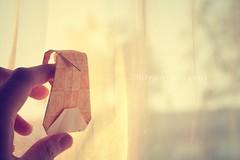 Day 150/366 - Rucksack (MPhotography.) Tags: 50mm origami bokeh canon450d beyondbokeh