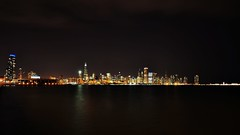 The Chicago Skyline (Explored!) (Seth Oliver Photographic Art) Tags: chicago skyline illinois nikon delay midwest nightlights skyscrapers shot time searstower cities lakemichigan nightshots trumptower southloop pinoy johnhancockbuilding circularpolarizer chicagoskyline longexposures chicagoist d90 nightexposures triggered 25secondexposure iso159 aperturef63 manualmodeexposure willistower setholiver1 tripodmountedshot 1024mmtamronuwalens timedelaytriggeredshot