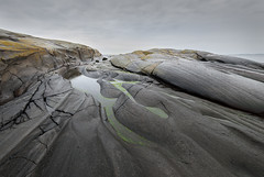 smooth lines 4 (H o g n e) Tags: ocean sea sky seascape norway rock stone clouds landscape island coast carved spring smooth shoreline surface glacier erosion shore granite geology archipelago rockformations vestfold carvedstone carvedrock smoothsurface smoothstone smoothrock havskren