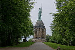 Hermannsdenkmal (Four- Eyes) Tags: detmold hermannsdenkmal