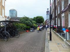 Bessborough Place Street Party (Paul F 36) Tags: london pimlico bessboroughplace