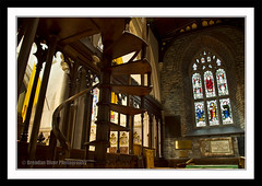 Cathedral Staircase (donegalblaze) Tags: river historic walls derry siege ulster walled foyle cityside doire maidencity londonder