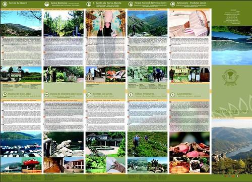 mapa turistico do geres Pontos turísticos do concelho de Terras de Bouro   Wiki mapa turistico do geres