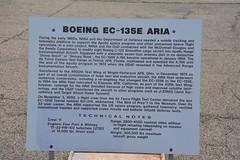 USAF_0021 Boeing EC-135E Aria (kurtsj00) Tags: museum patterson wright boeing usaf aria ec135e