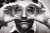 Four eyes (fmgbain) Tags: blackandwhite bw four glasses 365 foureyes hereios
