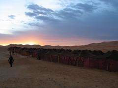 2006-01-12 09.35.21 (m.tardio) Tags: desert marocco accampamento