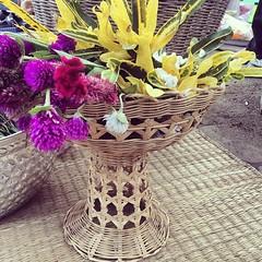 ความงดงามทางวัฒนธรรม #fleur #flora #floral #flowers #florist #floraldesigner #khunpentorr #flowerbangkok #bangkok #th #thailand