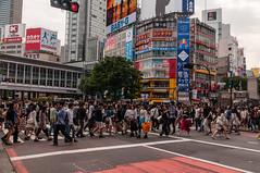 Shibuya crossing (TheSpaceWalker) Tags: japan photography japanese tokyo photo nikon shibuya pic tamron shibuyacrossing d300 thespacewalker