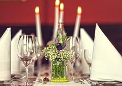 wedding (Raffi240) Tags: wedding table nice candles sony 135 walimex f20 samyang a99