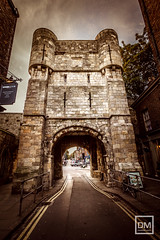 York City Wall (muttiah.com) Tags: city uk travel england architecture citycenter yorkcity travelphotography architecturephotography visitengland visituk yorkcitywall muttiahphoto
