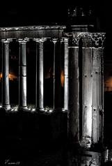 Roma - Fori Imperiali (enry73) Tags: street travel roma art nature night creativity photography photo amazing cool nikon arts style natura story styles amateur followme creativit flickrunited flickrunitedaward